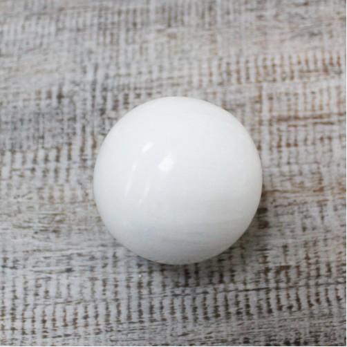 Selenit krogla  5-6 cm