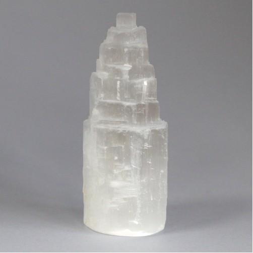 Selenit - stolp 10 cm