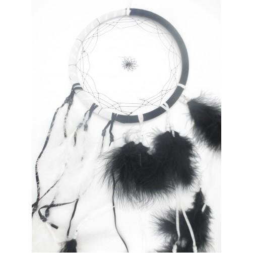 Dreamcatcher / lovilec sanj Črnobel