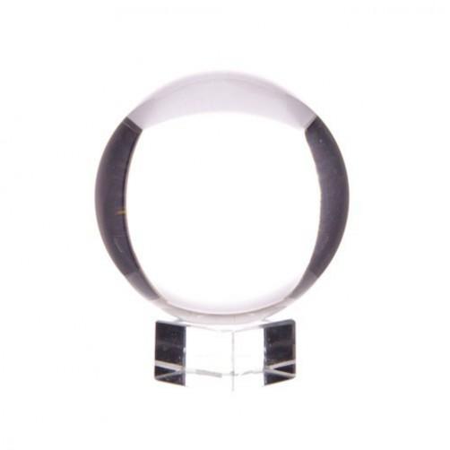Kristalna krogla in podstavek 50 mm