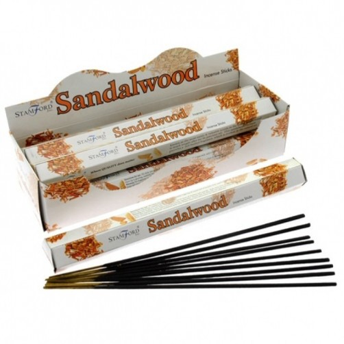 Dišeče palčke Stamford Sandalwood / Sandalovina