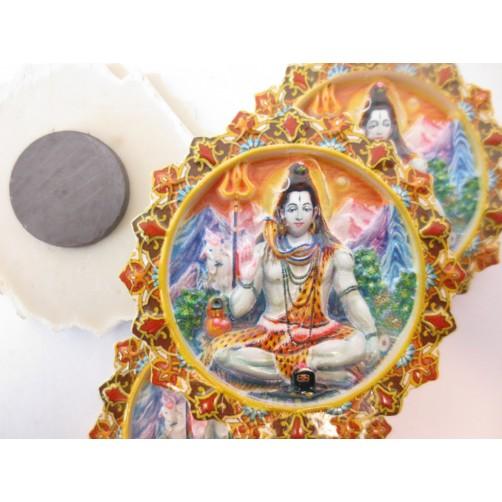 Božanstvo Shiva - magnet