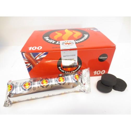 Oglje za kadila - premer 40 mm