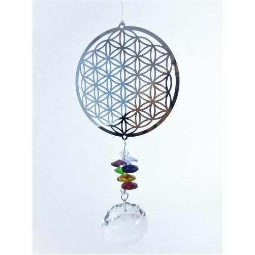 Feng Shui Roža življenja Lovilec sonca Sveta geometrija