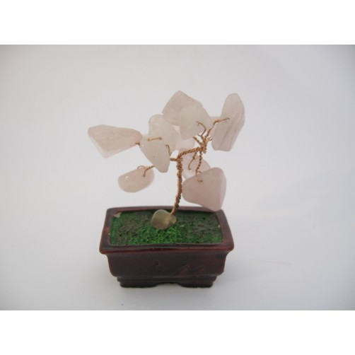 Feng Shui Roževec kristalno drevo