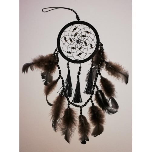 Dreamcatchers / lovilec sanj - aborighin, črn