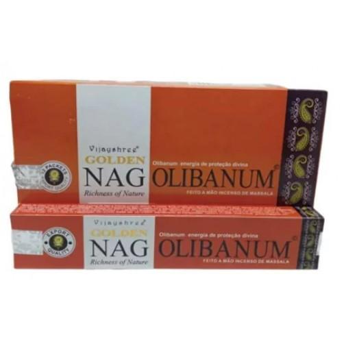 Indijske dišeče palčke Golden Nag Olibanum, Bosvelija