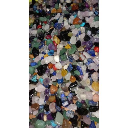 Kristali in minerali za dekoracijo, mix 100 g