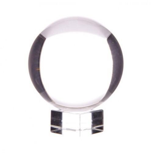 Kristalna krogla in podstavek 130 mm