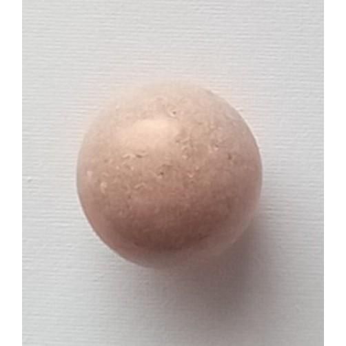 Marmorna krogla, peščenobež 4 cm