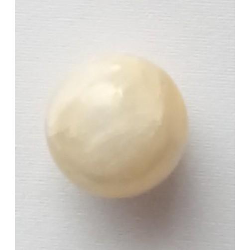 Marmorna krogla, rumenkasta 4 cm
