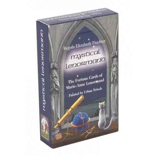 Mystical Lenormand Orakeljske karte