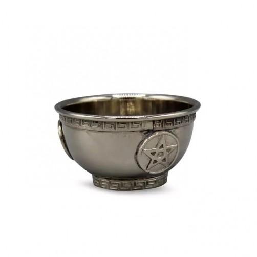 Tibetanska posoda za kadila Pentagram