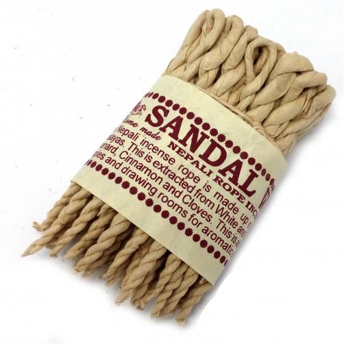 Nepalske kadilne vrvi Sandalovina