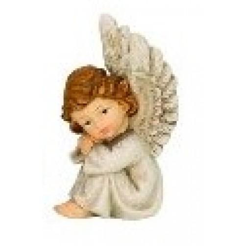 Sedeči angel
