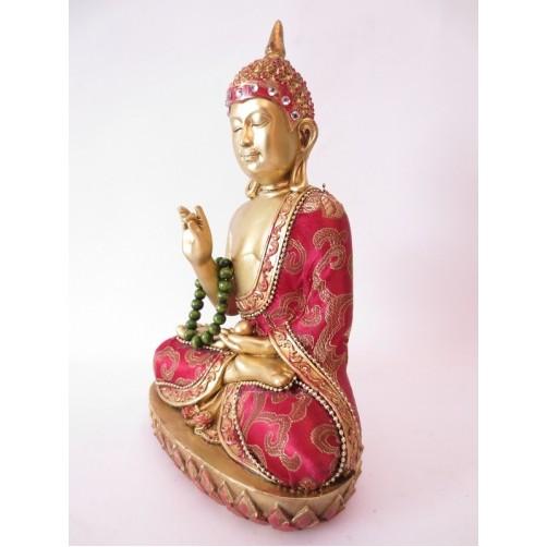 Buda  z ogrlico