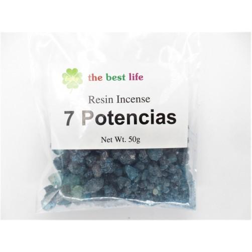 Kadilna smola Seven Potencias / sedem moči